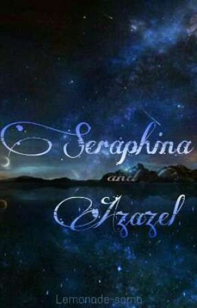 Seraphina and Azazel by justdrinklemonade