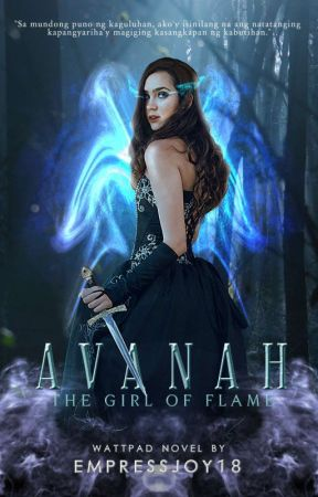 AVANAH: The Girl Of Flame by empress_tine