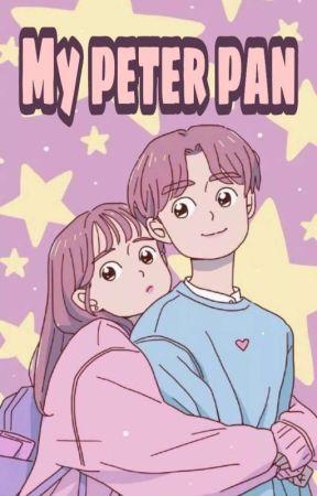 MY PETER PAN [PROSES PENERBITAN]  by storiisar