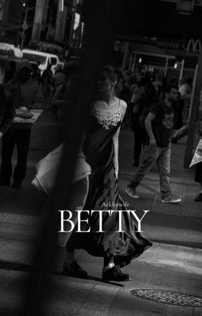 betty•malik by ackleswife