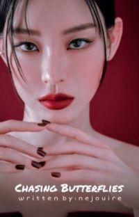 𝘾𝙃𝘼𝙎𝙄𝙉𝙂 𝘽𝙐𝙏𝙏𝙀𝙍𝙁𝙇𝙄𝙀𝙎 > HAN SEOJUN cover