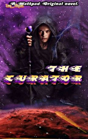 THE CURATOR  by Emy_Akpan