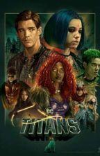 The Hulk x Titans (Harem) by ThatEhhGuy