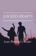 locked hearts - louis partridge x reader by kpara27