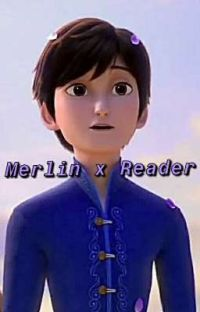 Merlin x Reader [Red shoes and the seven dwarfs] cover