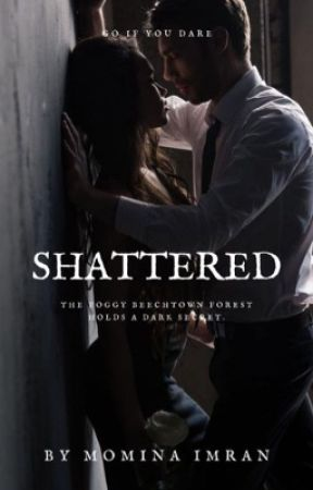 Shattered  by guessmynamehehe