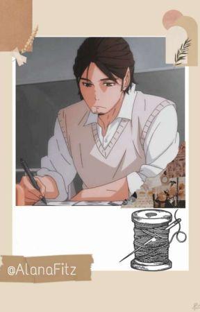 Scissors and Thread | A. Asahi by AlanaFitz