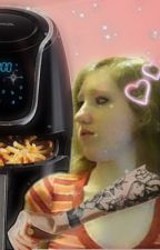 The Airfryer's Girl by azurence