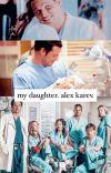 my daughter. alex karev. cover
