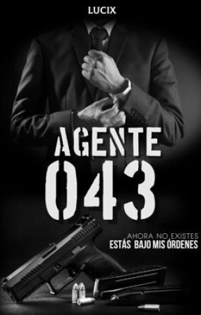 Agente 043 by Lucix04