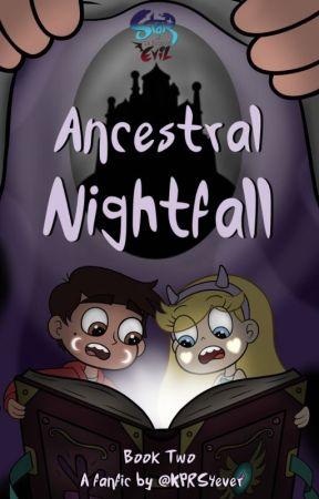 Ancestral Nightfall by KPRS4ever