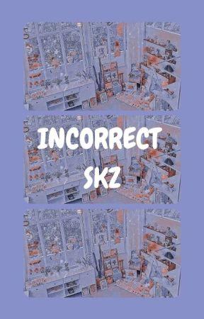 Incorrect SKZ [ Malay Ver. ] by FLUFFLYEMI