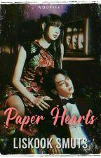 Paper Hearts | liskook smuts 18+ by woopyeet