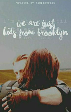 """""""We are just kids from Brooklyn"""" 