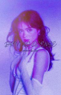 drivers license, V.HACKER cover