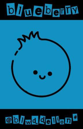 Blueberry [taegi] by vantehappiness