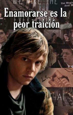 Enamorarse es la peor traición (Peter Pettigrew y tú)  by _Lunatica_Black