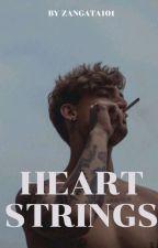 Strings  by Zangata101