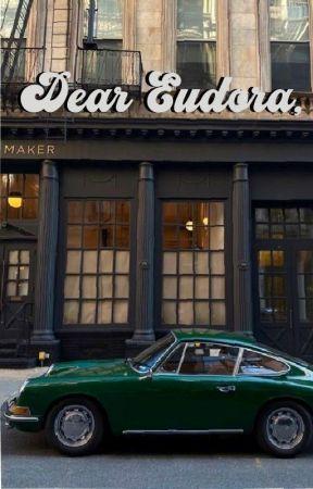 Dear Eudora.... by AZwrites234
