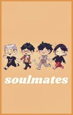 soulmate(s) : bokuakakuroken by ellorylikeslemonade