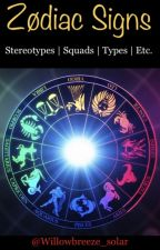 The Zodiac Signs by Willowbreeze_solar