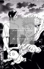 Jujutsu Kaisen x (Kamado) reader by Memesuga01