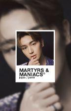 martyrs & maniacs. | tbz jujae by nyuthings