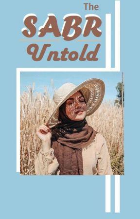 The Sabr Untold. by scopian_16