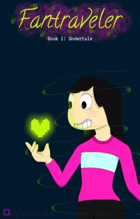 Fantraveler book 1: Undertale by FandomToon