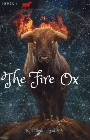 The fire ox by Blue_Fish14
