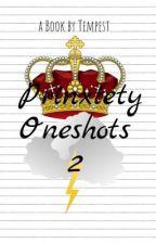 Prinxiety Oneshots 2 by Prinxiety19