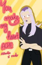 """""""You make my heart ache"""" (Leone Abbacchio x Reader) by DiavolosEdgyLice"""