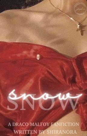 Snow | Draco Malfoy by Shiranona