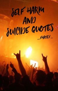 Self Harm and Suicide Quotes cover
