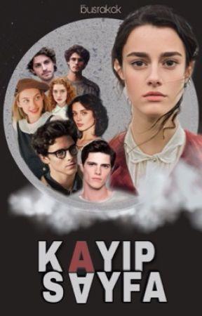 KAYIP SAYFA by BusraKck