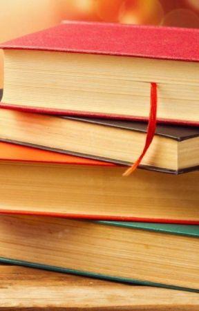 Paperback Writings by QueenBeatleBookworm