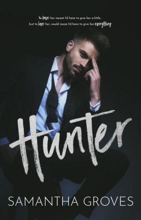 Hunter by huntersandlavender