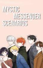 mystic messenger scenarios~ by tamakisuohsimp