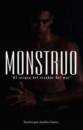MONSTRUO (En curso) by Nathaly_Bernal