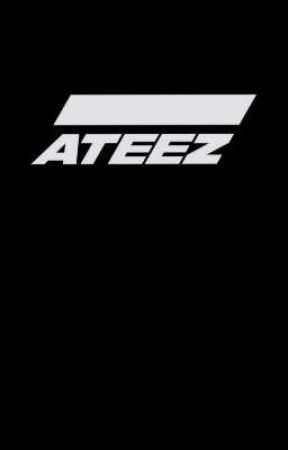 Ateez Book of Preferences by SheIsTheWriter