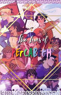 The Lives of the Percabeth cover