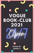 VOGUE BOOK CLUB 2021  by dumbways2dzai