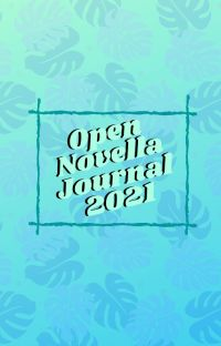 Open Novella Journal 2021 cover