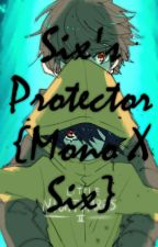 Six's Protector  { Mono X Six} 《Little Nightmares 2》 by ShioriLumine2003