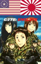 GATE: Therefore the Enclave fought there by DewElr