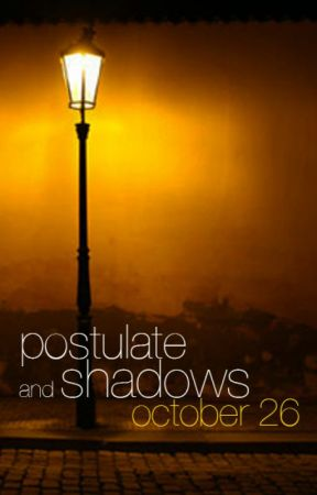 Postulate and Shadows: Halloween Collaboration - October 26th, 2014 Meet Up by TorontoMeetUp