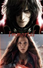 Immortal (MCU x Captain Harlock) by FriendlyFireM098
