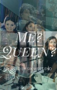 Me? Queen? cover
