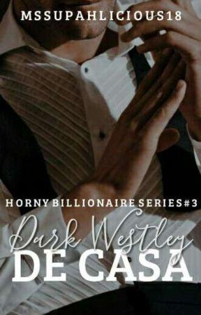 Dark Wollman De Casa's Bartender by MsSupahlicious18