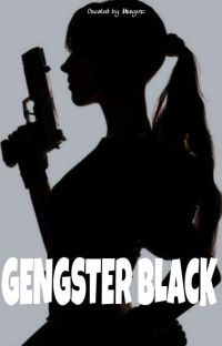 GENGSTER BLACK[END] cover